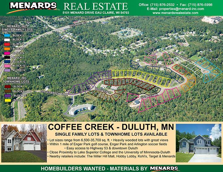Menard Real Estate - Property