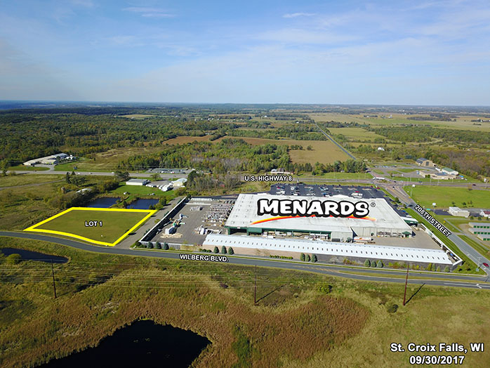 Menard Real Estate Property